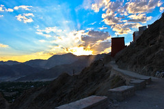 IMG_2834.jpg (Saad Faruque) Tags: sunset mountain hill viewpoint leh ladakh viewfromthehill