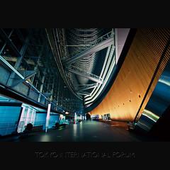 TOKYO INTERNATIONAL FORUM     (Takanyo) Tags: japan architecture digital canon eos tokyo jp  nyo masamitsu chiyoda  eos5d  ef1740mmf4lusm ef1740mm ef17404   5dmarkii 5d2 5dmark2 5dmark takanyo  takanyocom   takanomasamitsu ef1740mmf4lii