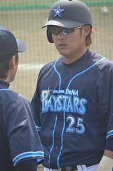 DSC_0620 (mechiko) Tags: 横浜ベイスターズ 120212 筒香嘉智 横浜denaベイスターズ 2012春季キャンプ