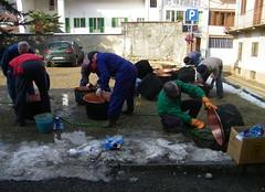 1] Mongrando (BI), fagiolata 2012: la vigilia -  (maspozz) Tags: italia piemonte biella carnevale bi mongrando fagiolata bellitalia fotopedia