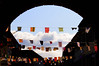Fasnachtshimmel - Carnival sky (claude05) Tags: carnival archway fasching fasnet