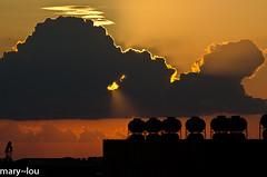 _DSC9793 (mary~lou) Tags: sunset sky urban silhouette clouds sunrise fletcher nikon mary gamewinner 15challengeswinner challengegamewinner mary~lou pregamewinner