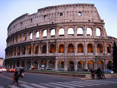 Colosseo (bluemoose) Tags: italy rome history monument ancient tourist colosseum romans colosseo gladiators