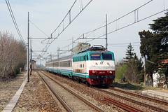 Trenitalia E444 079 (Maurizio Boi) Tags: railroad italy train rail railway locomotive treno intercity trenitalia ferrovia locomotiva e444r
