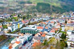 # 106 of 365 (Tomsch) Tags: buildings austria tirol sterreich 365 gebude tyrol tiltshift landeck tiltshiftfake tiltshiftmaker