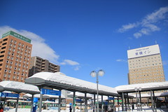 Hirosaki Station (shinyai) Tags: station aomori hirosaki