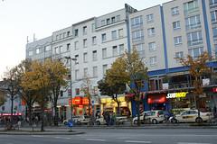 Von Ottensen nach St.Pauli / 2008-10-11 (cw3Dart) Tags: docks cafe eros docklands grab esso fhre fischma