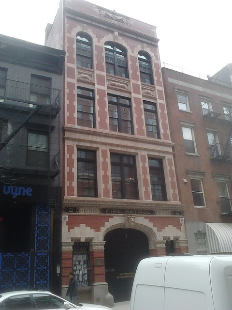 Anderson Coopers firehouse home on West 3rd Street