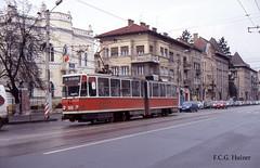 Cluj-Napoca (Fer Huizer) Tags: trolley tram streetcar tramway strassenbahn clujnapoca roemenie