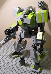 Production Type 00 (graybandit2000) Tags: lego gundam mecha legomecha legogundam