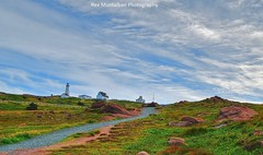 cape spear newfoundland (Rex Montalban Photography) Tags: newfoundland stjohns hdr capespear photomatix rexmontalbanphotography