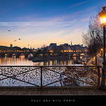Pont des Arts, Paris / EXPLORED #3 /
