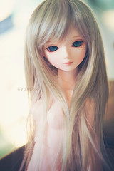Bluefairy TF Emilie (TURBOW) Tags: doll bjd resin emilie tf bluefairy balljointeddoll tinyfairy