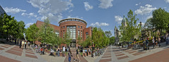 vcu panorama (_cmoney_) Tags: james virginia university branch library richmond va vcu commonwealth compass 804 rva cabell the