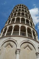 Leaning Tower of Pisa, Niles, IL (artistmac) Tags: italy chicago ford illinois landmark il size replica half ymca leaningtower dealer niles leaningtowerofpisa