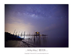 ... Milky Way |  ... (liewwk - www.liewwkphoto.com) Tags: our light home canon way star solar nightscape mud earth band pale system galaxy malaysia hazy sg milky johor batupahat mii sungai milkyway mark2 galaxias 1635l  lurus 5dmark2  canon5dm2 liewwk httpliewwkmacroblogspotcom wwwliewwkphotocom  wwwliewwkphotocomblog sungailurus sglurus