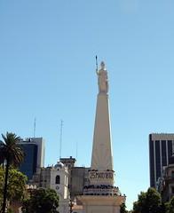 Praa de Maio - Monumento a Revoluo de Maio (ginasant) Tags: argentina buenosaires plazademayo praademaio