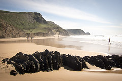 Cordoama (Gonalo_Ferreira) Tags: ocean travel sea costa praia beach portugal canon sand holidays natureza leisure algarve ferias lazer viajar atlantico sagres sudoeste cordoama vicentina