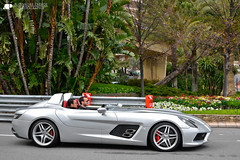 Mercedes-Benz SLR Stirling Moss (Alexandre Prvot) Tags: france slr car sport mercedes benz automobile parking transport automotive voiture collection route mclaren nancy mercedesbenz turismo lorraine supercar coup granturismo pilote anglais ges dplacement mercedesbenzslr worldcars mclarenautomotive twodoorcar grandestsupercars