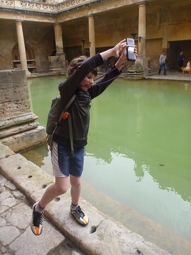 Roman History in Bath