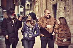 Bla bla bla (Fra-Giu) Tags: people italy smile nikon italia talk laugh perugia umbria risate d90 tattle nikond90