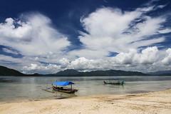 Perahu Jukung | Lampung