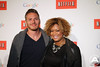 "Spike Mendelsohn and Sunny Anderson • <a style=""font-size:0.8em;"" href=""http://www.flickr.com/photos/47141623@N05/13909468719/"" target=""_blank"">View on Flickr</a>"