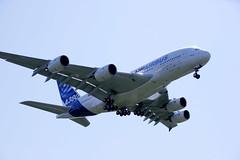 A380 (isabelbirbes) Tags: blagnac avion economie aronautique 1ervol placeducapitole lcherdeballon