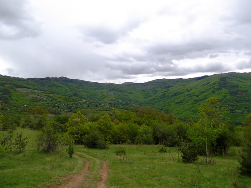 Изглед от Дабето / View from Dabeto hamlet