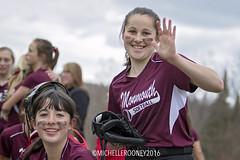 IMG_9882eFB (Kiwibrit - *Michelle*) Tags: monmouth softball 050316 2016 maranacook