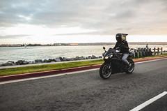 DSC_7100 (Steven Lenoir) Tags: ocean sea marina bay sandiego sd yamaha r1 sportbike harborisland dab superbike supersport bayfront streetbike 1000cc yamahar1 dabbing rollingshot teamyamaha