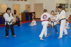 2016 Black Belt Test__DSC5105_53 (allen_cart) Tags: test white black belt tiger taekwondo whitetiger blackbelttest 2016