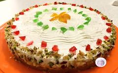 Ricetta della cassata cheesecake (RicetteItalia) Tags: cucina dolci cassata ricette