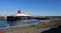 MV Caledonian Isles in Ardrossan (Russardo) Tags: scotland mac cal calmac isles arran mv caledonian macbrayne