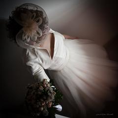 Romanticamente (elena.barsottelli) Tags: wedding vintage bride details marriage romantic dettagli matrimonio sposa elegance romantica retr malinconica
