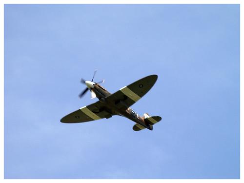 Supermarine 389 Spitfire MkXIX - F-AZJS   MSN6S-585110