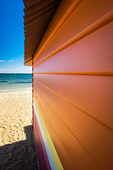 Bathing house side.jpg (sfowlerphotos) Tags: brighton fuji au australia melbourne victoria 14mm xt1 bathinghouses