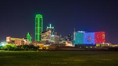 Happy Cinco de Mayo, from Dallas, TX. (Ben Zavala) Tags: city sky skyline night austin mexico lights dallas texas fiesta tx may cities cincodemayo omnihotel 2016 sonya7 benzavala