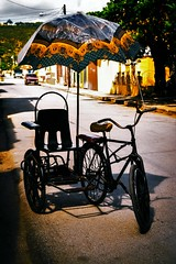 TIME TO WAIT (aldogiraldo) Tags: street ride tricycle taxi cuba