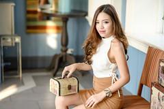 Poratrait at Chocolate Ville Bangkok