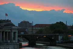 Frhlingssturm am Abend (Maurits van den Toorn) Tags: storm berlin weather clouds wolken nuage temps wetter berlijn sturm