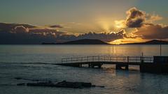 Eoligarry sunrise (milo42) Tags: outdoors island scotland unitedkingdom adventure gb outer northern barra isle hebrides outerhebrides 2016 isleofbarra northernadventure northernadventure2016barra