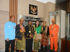 Raja raja Indonesia (Sultans and Raja's in Indonesia) Tags: indonesia rara