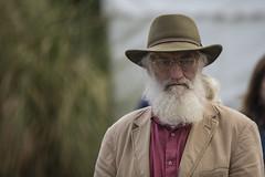 Introspective (Frank Fullard) Tags: street ireland portrait irish hat museum beard candid thoughtful thinking mayo turlough introspective castlebar fullard feilenatuaithe frankfullard