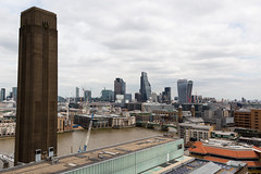 London's New View (Mikepaws) Tags: city uk greatbritain england urban money brick london tower art skyline museum architecture skyscraper landscape europe gallery cityscape skyscrapers unitedkingdom tate britain capital landmark panoramic tatemodern southbank viewpoint financial viewing citycentre banking bankside cityoflondon centrallondon squaremile greaterlondon switchhouse