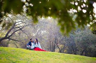 Ekta & Abhishek - Pre wedding shoot.