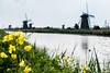 Cannot return without a windmill picture from Netherlands (astielau) Tags: kinderdijk windmuehle