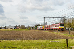 NMBS AM 938  Beveren-Waas (Tren di Cédrico) Tags: train bordeaux trein nmbs beveren sncb 938 beverenwaas l59 am86