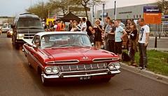 Chevrolet Impala / 1959 (Ruud Onos) Tags: chevrolet impala 1959 chevroletimpala chevroletimpala1959 de2237