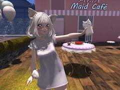 Asteroidbox. items : D (Yukiterudiary) Tags: asteroidbox sweet thing amitomo kawaii cute neko mesh anime maid cafe sl secondlife